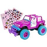 Exost télécommandée Customisable-Crossroad-Voiture Girly Tout-Terrain-Rose-Nouveauté Fun-Super Jouet pour Enfant, 20262