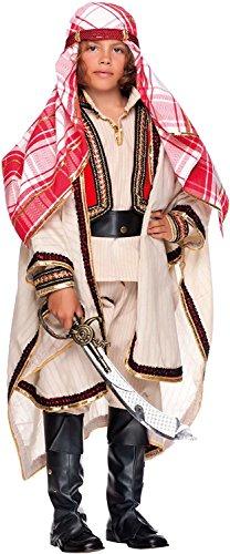 chiber Disfraces Disfraz de Lawrence de Arabia para Nio (Talla 10)