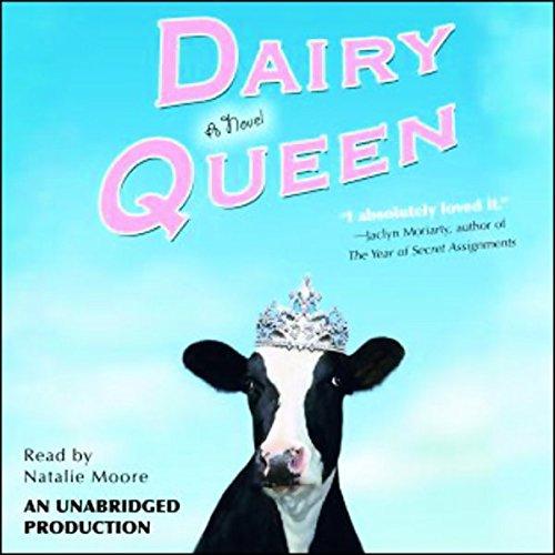 Dairy Queen audiobook cover art