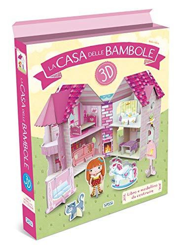 La casa delle bambole 3D. Ediz. a colori. Con gadget