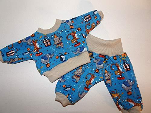 maderegger Pyjama für Puppe Größe 35-40 cm