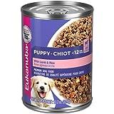 Eukanuba Puppy Lamb & Rice Wet Dog Food, (12) 13.2 oz. Cans