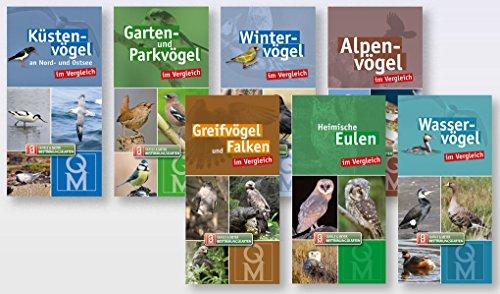 "Bestimmungskarten-Set ""Vögel"" (Quelle & Meyer Bestimmungskarten)"