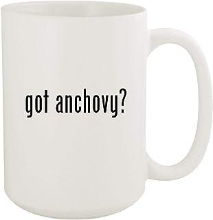 got anchovy? - 15oz White Ceramic Coffee Mug