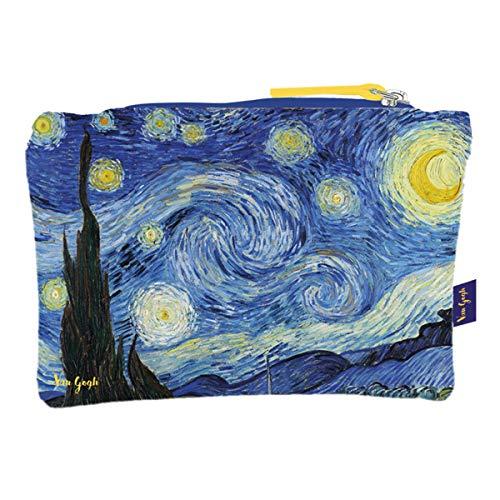 VAOFO Van Gogh 523428 Borsa, Modello Notte Stellata