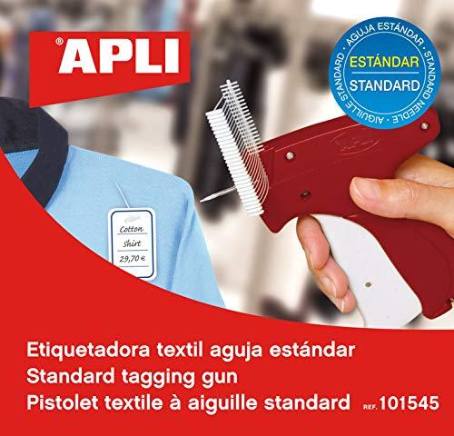 APLI 101545 - Etiquetadora textil aguja estándar