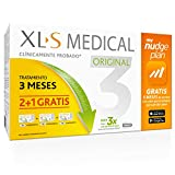 XL-S Medical Original Pack 3 Meses Captagrasas 800 g