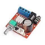 10W +10W PAM8610 D Class Dual-Channel HiFi Audio Amplifier Board by Atomic...