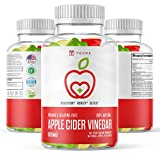 Pure Apple Cider Vinegar Gummies - 100% Natural,...
