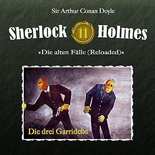 Die drei Garridebs Titelbild