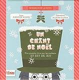 Coffret un chant de Noël: Contient : 1 livre et 7 planches en carton de formes à découper