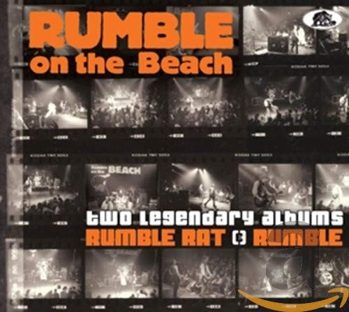 Two Legendary Albums - Rumble Rat & Rumble