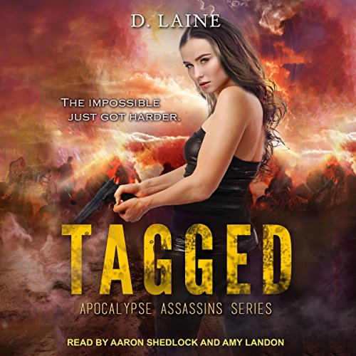 Tagged audiobook cover art
