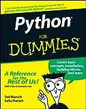 Python For Dummies (English Edition)