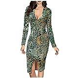 Buyaole,Vestidos Vestidos Largos,Falda Leopardo Mujer,Ropa Mujer Invierno Ofertas,Tops Mujer Elegantes,Blusas Animal Print