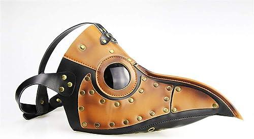 APJJ Steampunk Pest Schnabel Maske Halloween Requisiten Geschenk