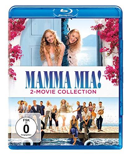 Mamma Mia! - 2-Movie Collection [Blu-ray]