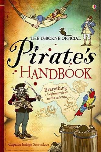 Pirate's Handbook by Sam Taplin