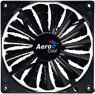 AeroCool Shark 140mm Black Edition Cooling Fan
