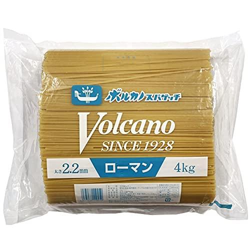 ボルカノ あんかけスパ ローマンスパゲッチ 2.2mm 4kg ナポリタン | パスタ スパゲッティ スパゲティー 大容量 保存食 非常食