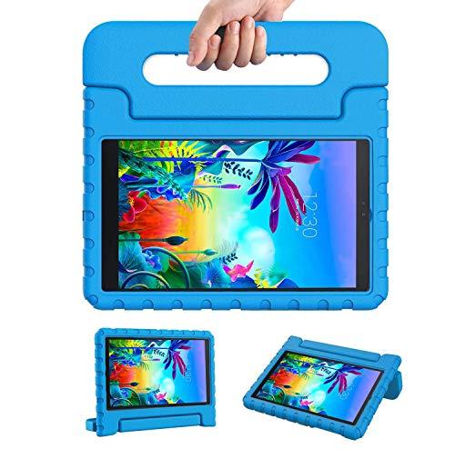 JSUSOU for LG gpad 5 10.1 Case | Kids Friendly Convertible Handle...