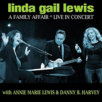 A Family Affair (Live in Concert)
