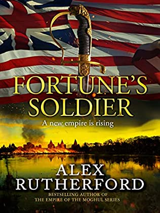 book cover of Fortune\'s Soldier
