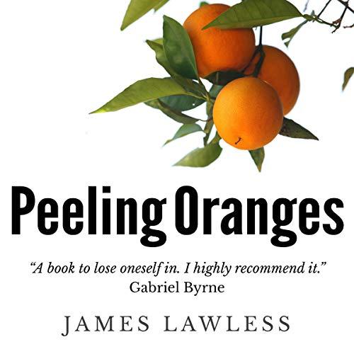 Peeling Oranges audiobook cover art