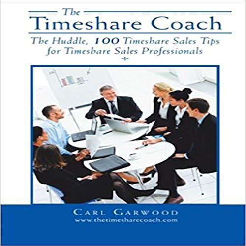 The Timeshare Coach audiobook cover art