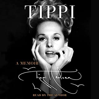 Tippi audiobook cover art