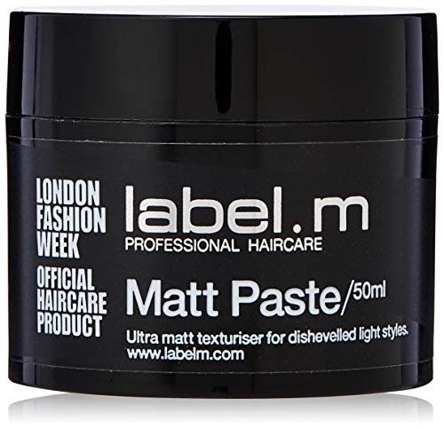 Toni & Guy Label.M Matte Paste, 1.7 Ounce