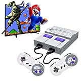 ODCoffee Built-in 821 Classic Games, Mini Retro Game console, HDMI HD Output and 2 Classic Controller,Childhood Classic Games, Ideal Gift Choice for Children and Adults
