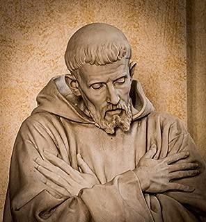 Photography Poster - Saint Francis, Assisi, Saint, 24