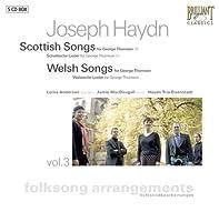 Folksong Arrangements Vol. 3