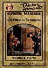 Un prince étrange par Yrondy
