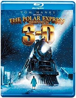 ポーラー・エクスプレス 3D (初回限定生産) [Blu-ray]