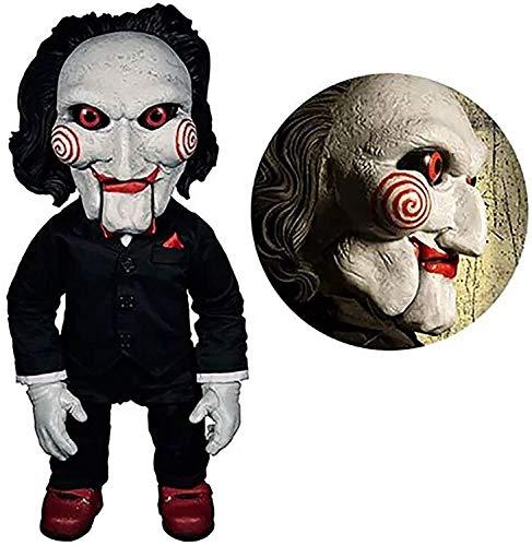 Mezco Puppet Mega Scale Saw Standard, 696198460209, schwarz