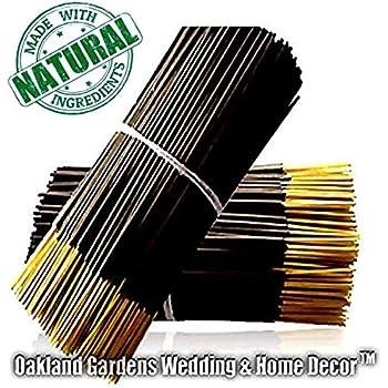 Oakland Gardens Premium Hand Dipped Incense Sticks, You Choose The Scent. 100 Sticks Blue Spruce. (Blue Spruce)