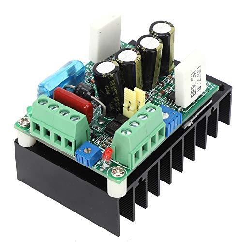 Regolatore di velocità, funzione di uscita dell'allarme del regolatore di modulazione di larghezza inversa funzione di plastica e alluminio di protezione dell'alimentazione