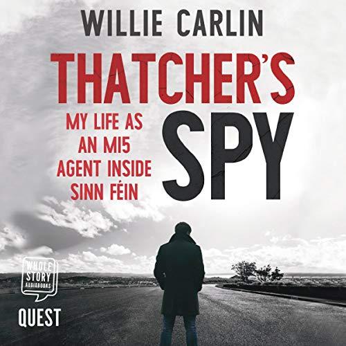 Thatcher's Spy cover art