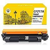 CMYBabee Compatible Cartucho de Tóner Reemplazo de para HP 17A CF217A para HP Laserjet Pro M102w M102a MFP M130nw MFP M130fw MFP M130fn MFP M130a Impresoras (1 Paquete)