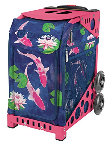 ZUCA 'Koi Fish Sport Insert Bag with Frame