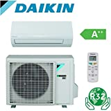 Daikin Sensira Bluevolution reversible wall-mounted air conditioning kit FTXF25A   RXF25A