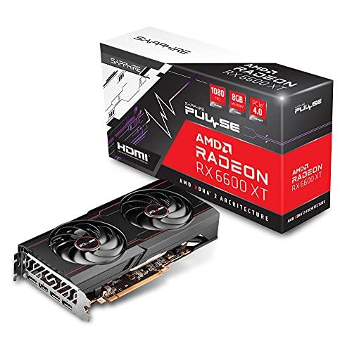Sapphire PULSE Radeon RX 6600 XT GAMING OC グラフィックスボード 11309-03-20G VD7833