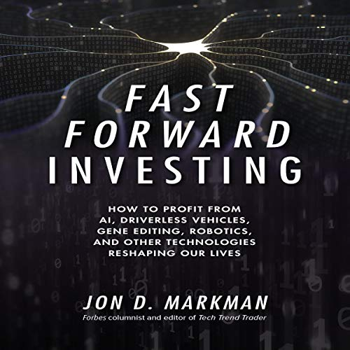 Fast Forward Investing audiobook cover art