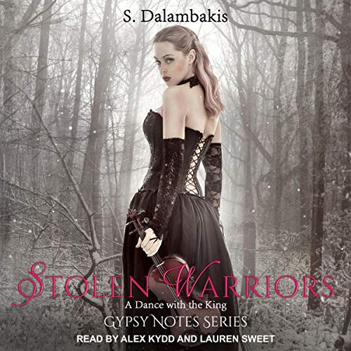 Stolen Warriors: A Dance With the King cover art
