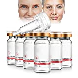 Hialurónico de suero antienvejecimiento La mejor esencia de crema agria antiedad para la piel, la cara, el escote y el cuerpo 10 ml
