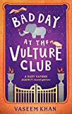 Bad Day at the Vulture Club: Baby Ganesh Agency Book 5 (Baby Ganesh series) (English Edition)