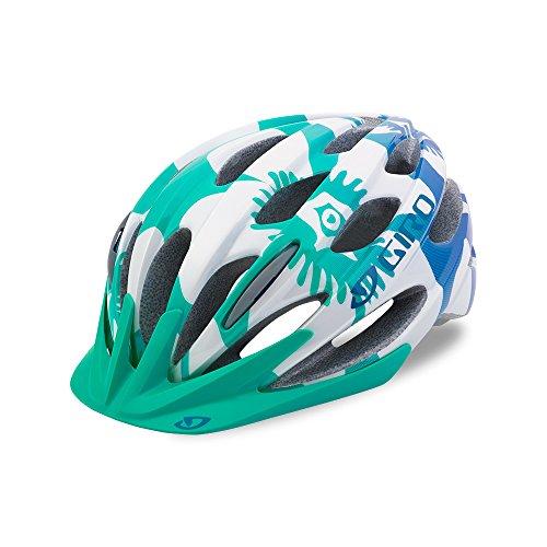 Giro Raze Jugend Fahrrad Helm Gr.50-57cm türkis grün/weiß/blau 2019