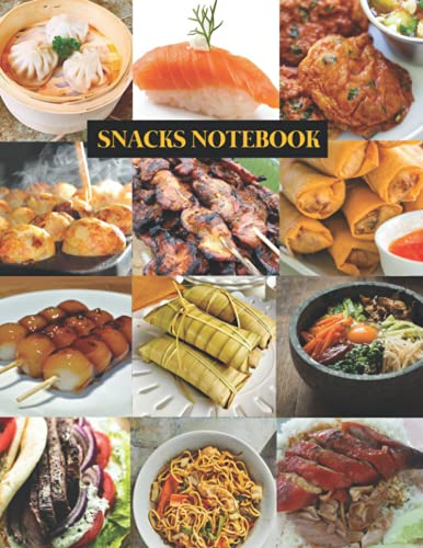 Asian Snacks...